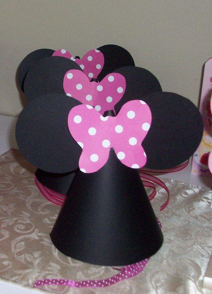 diy festa da minnie