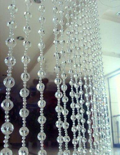 diy modelos cortinas missangas 8