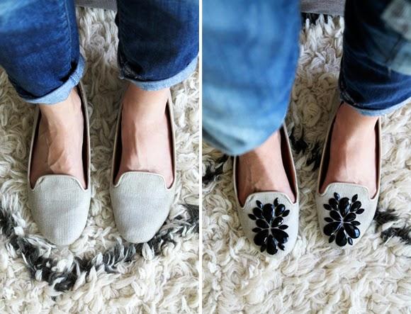 diy personalizar sapatos 1