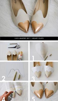 diy personalizar sapatos 5