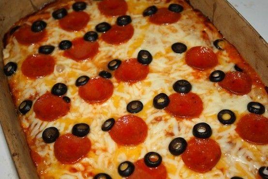 diy pizza minnie