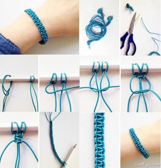 diy pulseira bracelete