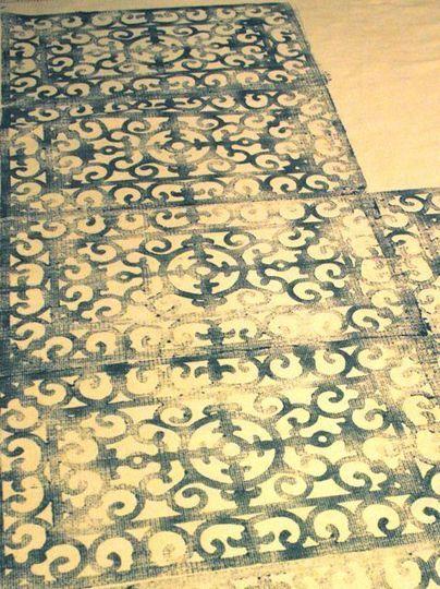 diy tapetes estampados 2
