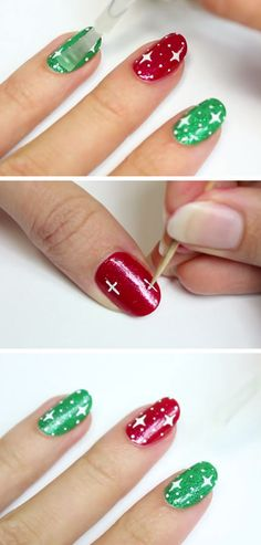 diy-tutorial-unhas-natal-3