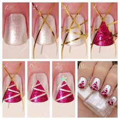 diy-tutorial-unhas-natal-7