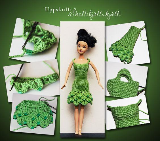 diy vestidos barbie 9