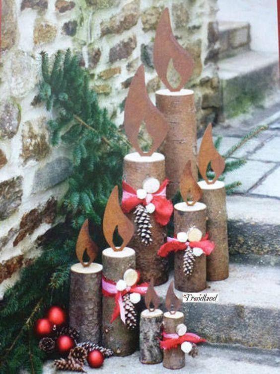 enfeites de natal baratos madeira 5