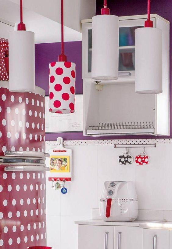 envelopamento geladeira bolinhas