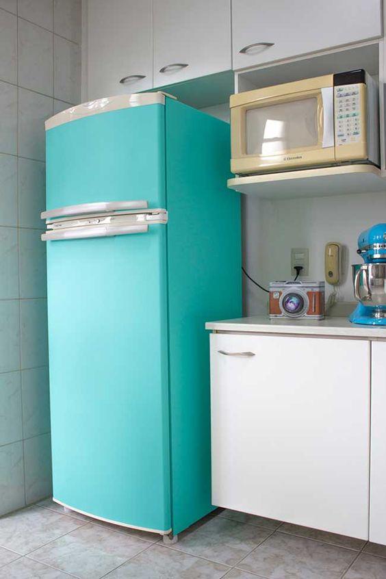envelopamento geladeira simples