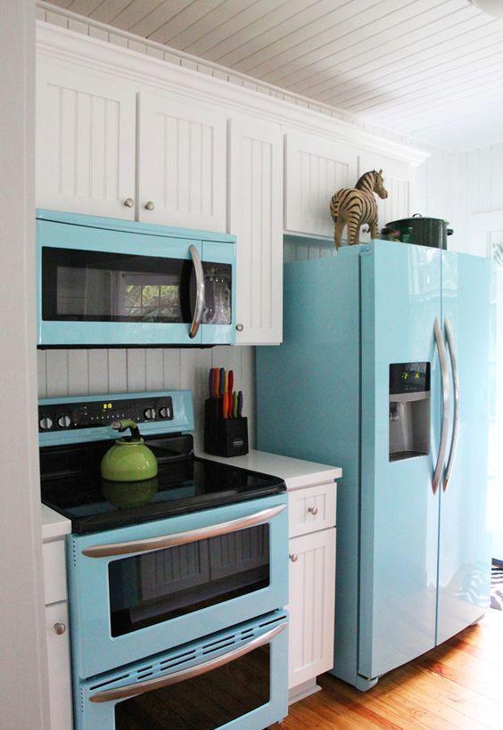 envelopamento geladeira vintage