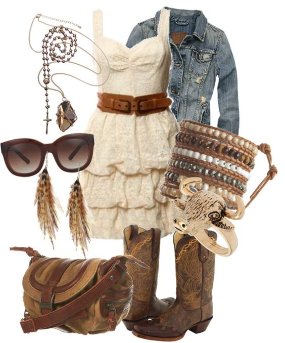 estilo moda country