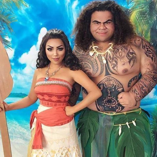 fantasia carnaval casal 17