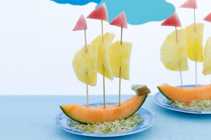 festa infantil fruta