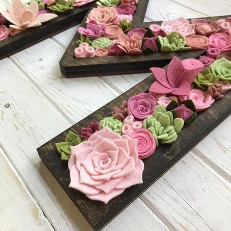 flores feltro ideias 8