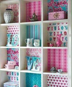 ideias aproveitar papel parede