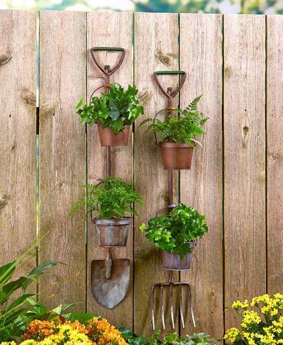 ideias artesanato jardim 10