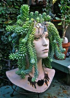 ideias artesanato jardim 13