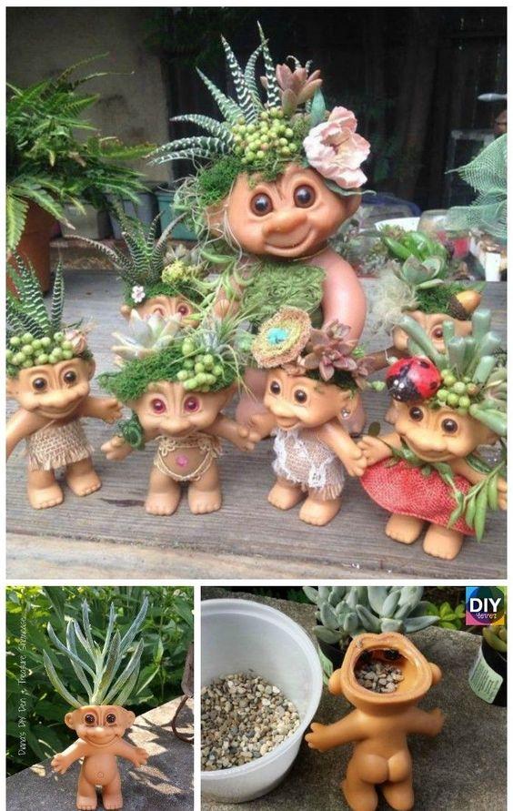 ideias artesanato jardim 14
