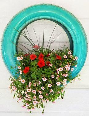 ideias artesanato jardim 3