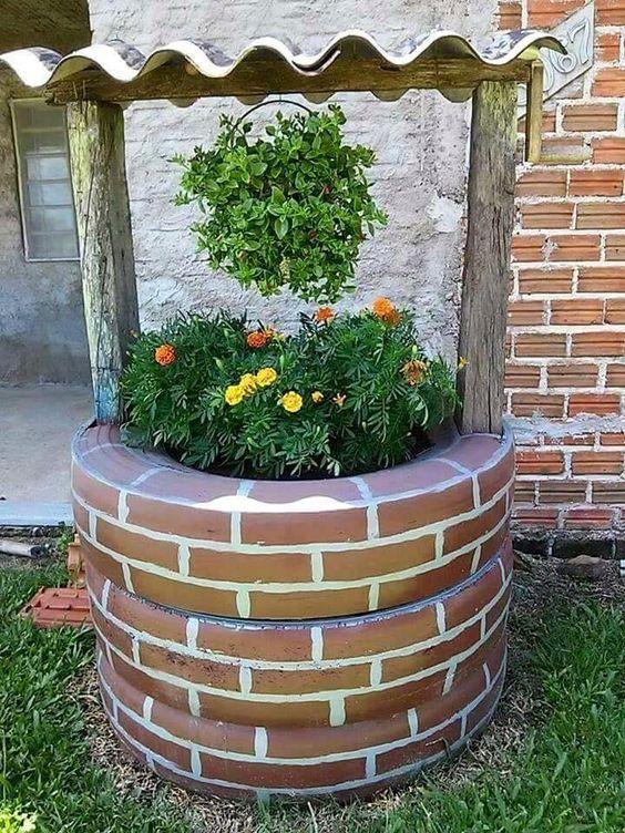 ideias artesanato jardim 4