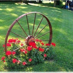 ideias artesanato jardim 6