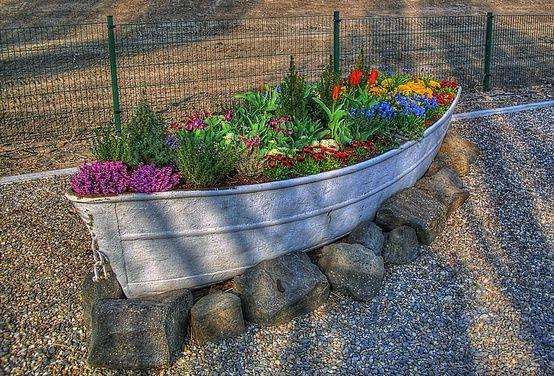 ideias artesanato jardim 7