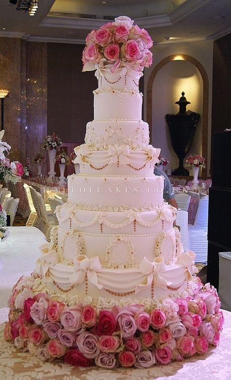 ideias bolos de casamento
