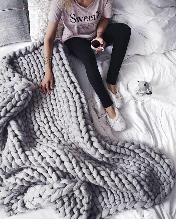Arm Knitting Meme : Ideias para fazer croche xxl