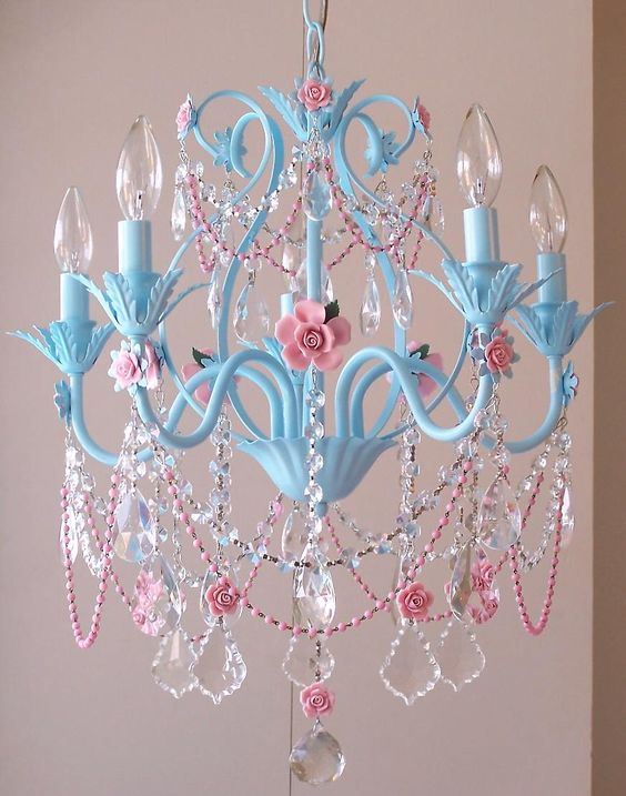 ideias decoração do quarto menina