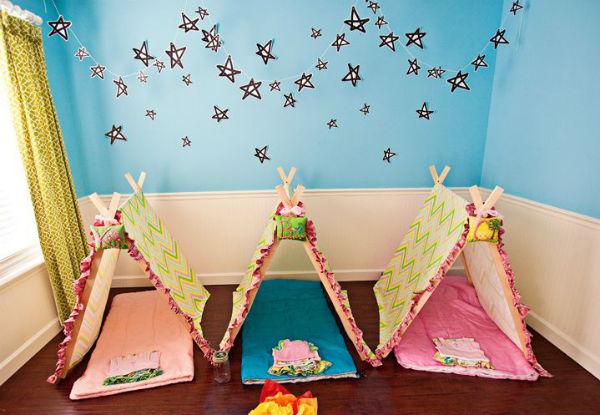 ideias decoraçao festa pijama