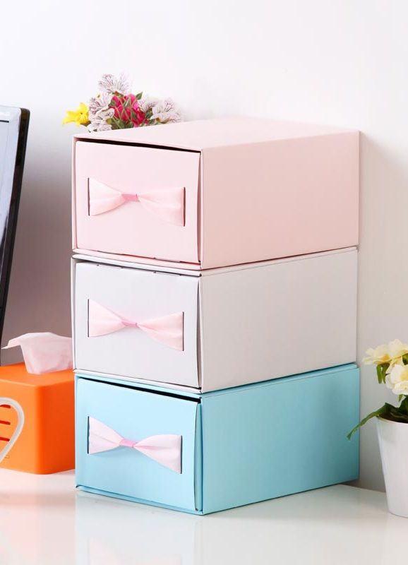 ideias decorar caixas papelao 5
