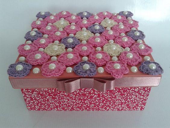 ideias decorar caixas papelao 6