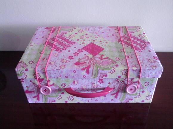 ideias decorar caixas papelao 8