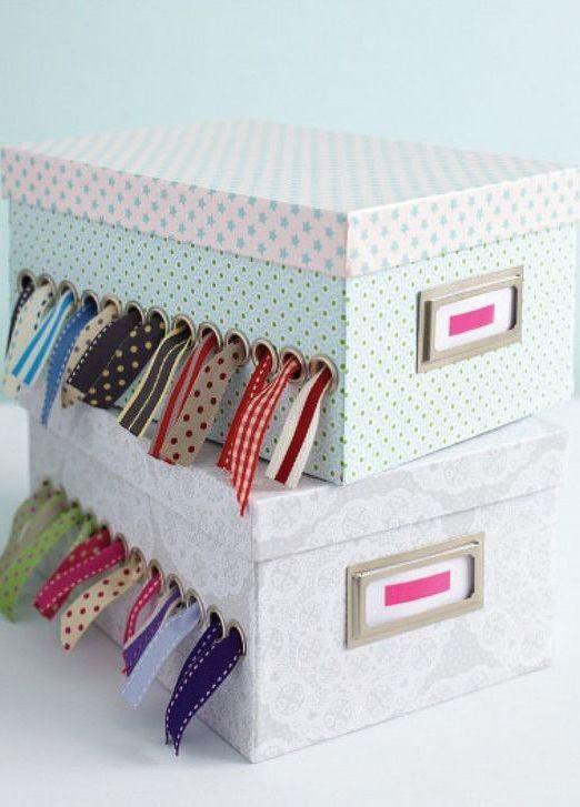 ideias decorar caixas papelao 9