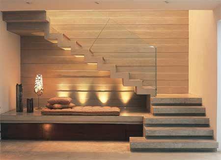 ideias decorar vao escadas 1