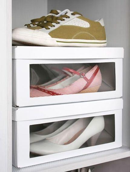 ideias diy reciclar caixas sapatos 4