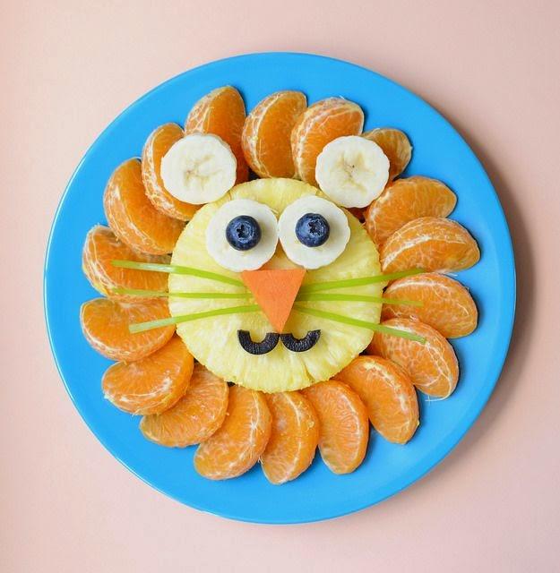 ideias fruta divertida 5