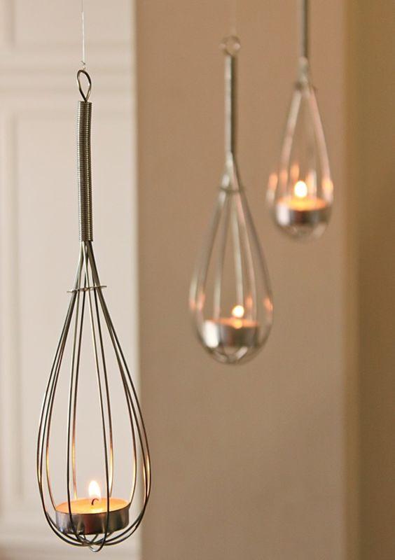 ideias giras luminarias