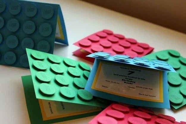 ideias para convites festa infantil
