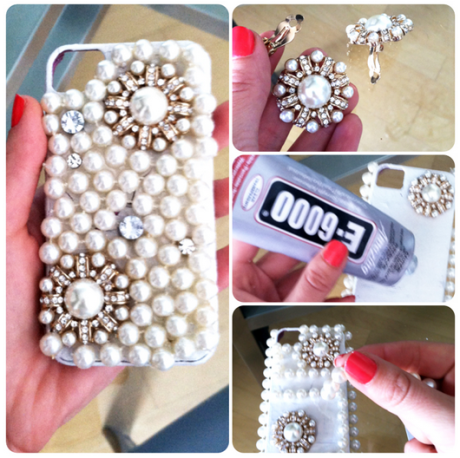 ideias para decorar o celular 2