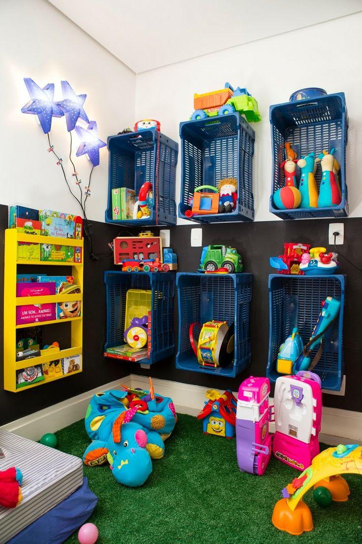 ideias para decorar quarto de menino