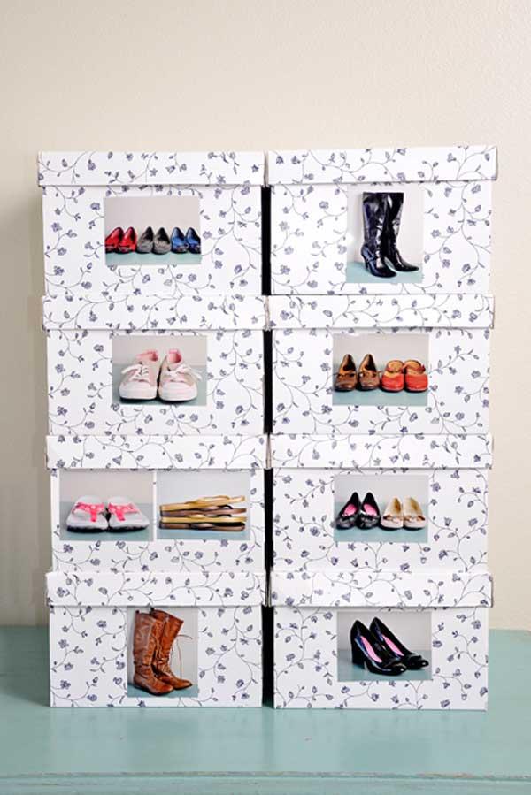 ideias para guardar sapatos (2)