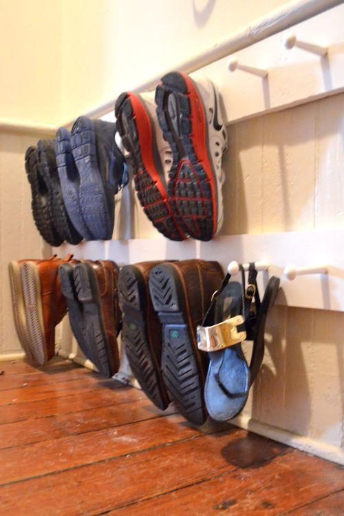 ideias para guardar sapatos 4