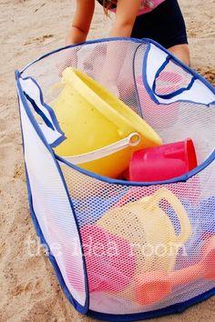 ideias para levar para a praia