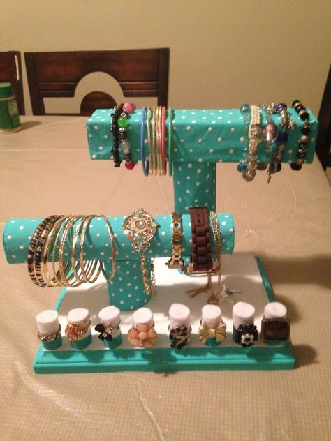 ideias para organizar a joias 5