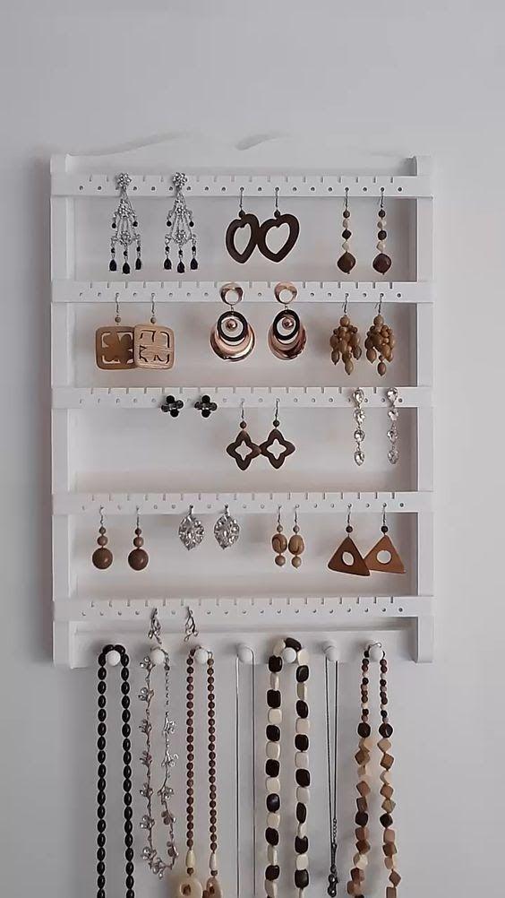 ideias para organizar a joias 6