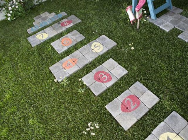 ideias para organizar o jardim