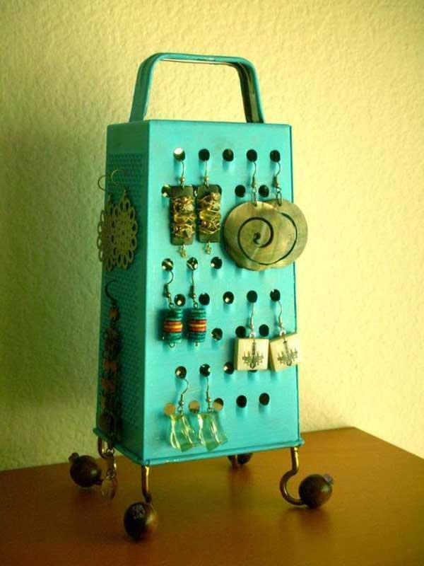 ideias para reciclar utensilios de cozinha