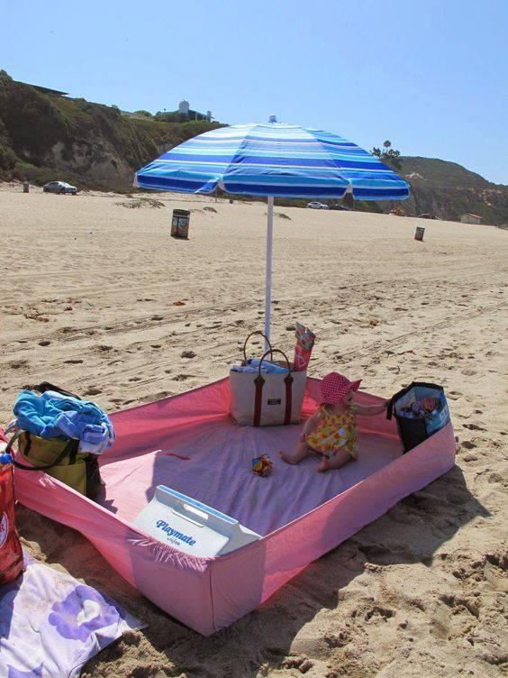 ideias para usar na praia