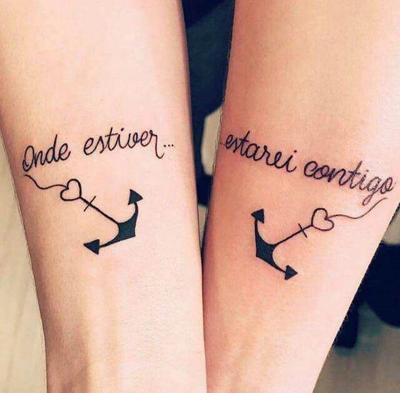 ideias tatuagem casal 7
